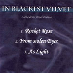 Review: In Blackest Velvet - 3-song-demo´nstrackstration