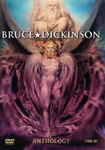 DVD/Blu-ray-Review: Bruce Dickinson - Anthology (DVD)