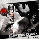 Review: Gary John Barden - Love & War