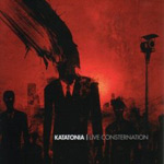 Review: Katatonia - Live Consternation (CD/DVD)