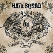 Review: Hate Squad - Degüello Wartunes