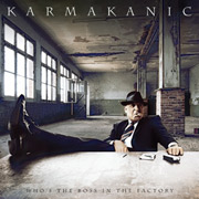 Review: Karmakanic - Who's The Boss In The Factory