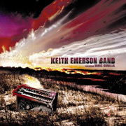 Review: Keith Emerson - Keith Emerson Band featuring Marc Bonilla
