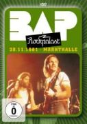 Review: BAP - Rockpalast / Markthalle, Hamburg / 28.11.1981