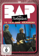 Review: BAP - Rockpalast – Kölnarena 14./15.01.2006 (DVD)
