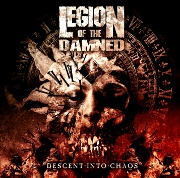 Review: Legion Of The Damned - Descent Into Chaos