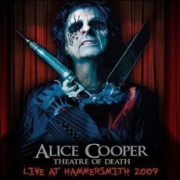DVD/Blu-ray-Review: Alice Cooper - Theatre Of Death – Live At Hammersmith 2009