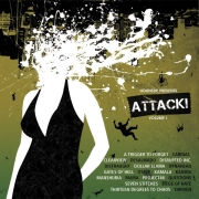 Review: Various Artists - Attack! Volume 1