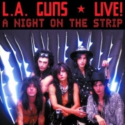 Review: L. A. Guns - Live! - A Night On The Strip