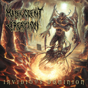 Review: Malevolent Creation - Invidious Dominion