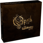 Review: Opeth - The Roundhouse Tapes (CD und DVD)