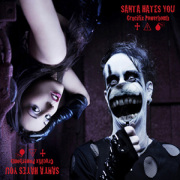 Review: Santa Hates You - Crucifix Powerbomb