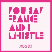 Review: You Say France & I Whistle - Angry Boy