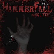 Review: Hammerfall - Infected