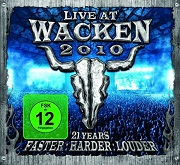Review: Various Artists - Live At Wacken 2010