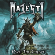 Review: Majesty - Own The Crown