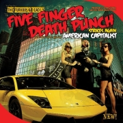 Review: Five Finger Death Punch - American Capitalist