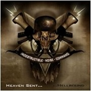 Review: Indestructible Noise Command - Heaven Sent, Hellbound