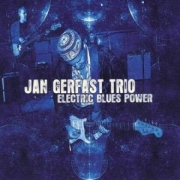 Review: Jan Gerfast Trio - Electric Blues Power