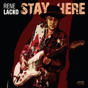 Review: Rene Lacko - Stay Here
