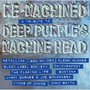 Review: Various Artists - Re-Machined - A Tribute To Deep Purple´s Machine Head