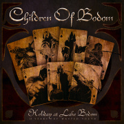 DVD/Blu-ray-Review: Children Of Bodom - Holiday At Lake Bodom (15 Years Of Wasted Youth)
