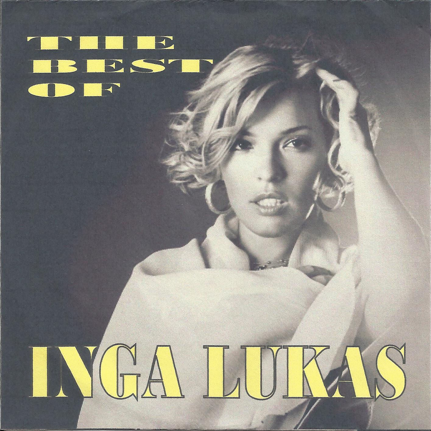 Review: Inga Lukas - The Best Of/Promo