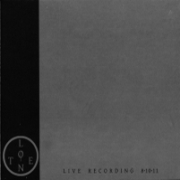 Review: Lento - Live Recording 8-10-11