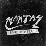 Review: Mantas - Death By Metal