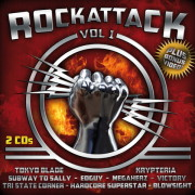 Review: Various Artists - Rock Attack Vol. 1