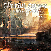 Review: African Corpse - Corpsewar