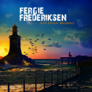 Review: Fergie Frederiksen - Any Given Moment