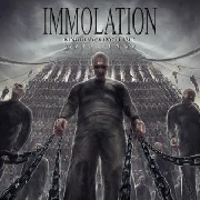 Review: Immolation - Kingdom Of Conspiracy