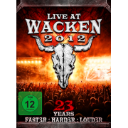 Review: Various Artists - Live At Wacken 2012