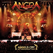 DVD/Blu-ray-Review: Angra - Angels Cry 20th Anniversary Tour