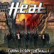 Review: H.E.A.T - Tearing Down The Walls