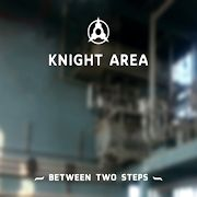 Knight Area: Between Two Steps
