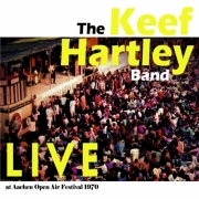 Review: Keef Hartley Band - Live At Aachen Open Air 1970