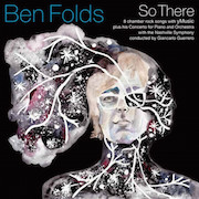 Review: Ben Folds - So There