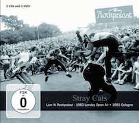 Stray Cats: Live At Rockpalast - Loreley Open Air 1983 + Cologne 1981