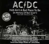 AC/DC: Hell Ain't A Bad Place To Be – 4 Full Live Legendary Radio Broadcast Concerts Remastered