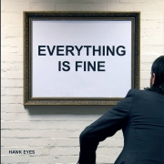 Review: Hawk Eyes - Everything Is Fine