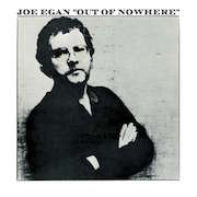 Joe Egan: Out Of Nowhere (1979) - Limited White-Vinyl-Edition