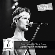 DVD/Blu-ray-Review: Peter Hammill & The K Group - Live At Rockpalast – Hamburg 1981