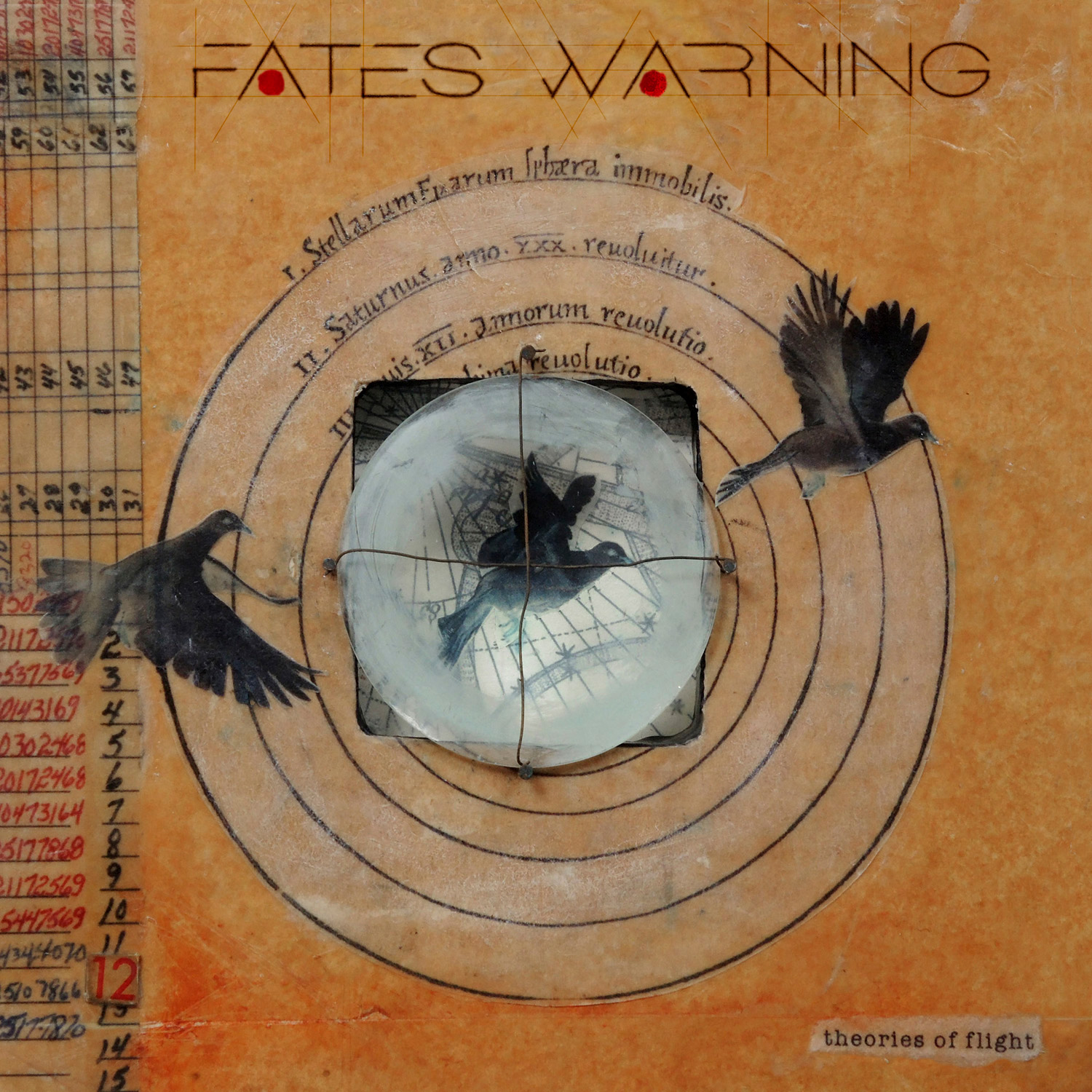 Review: Fates Warning - Theories of Flight