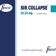 Sir Collapse: 15.14mg Audiofil Citrate