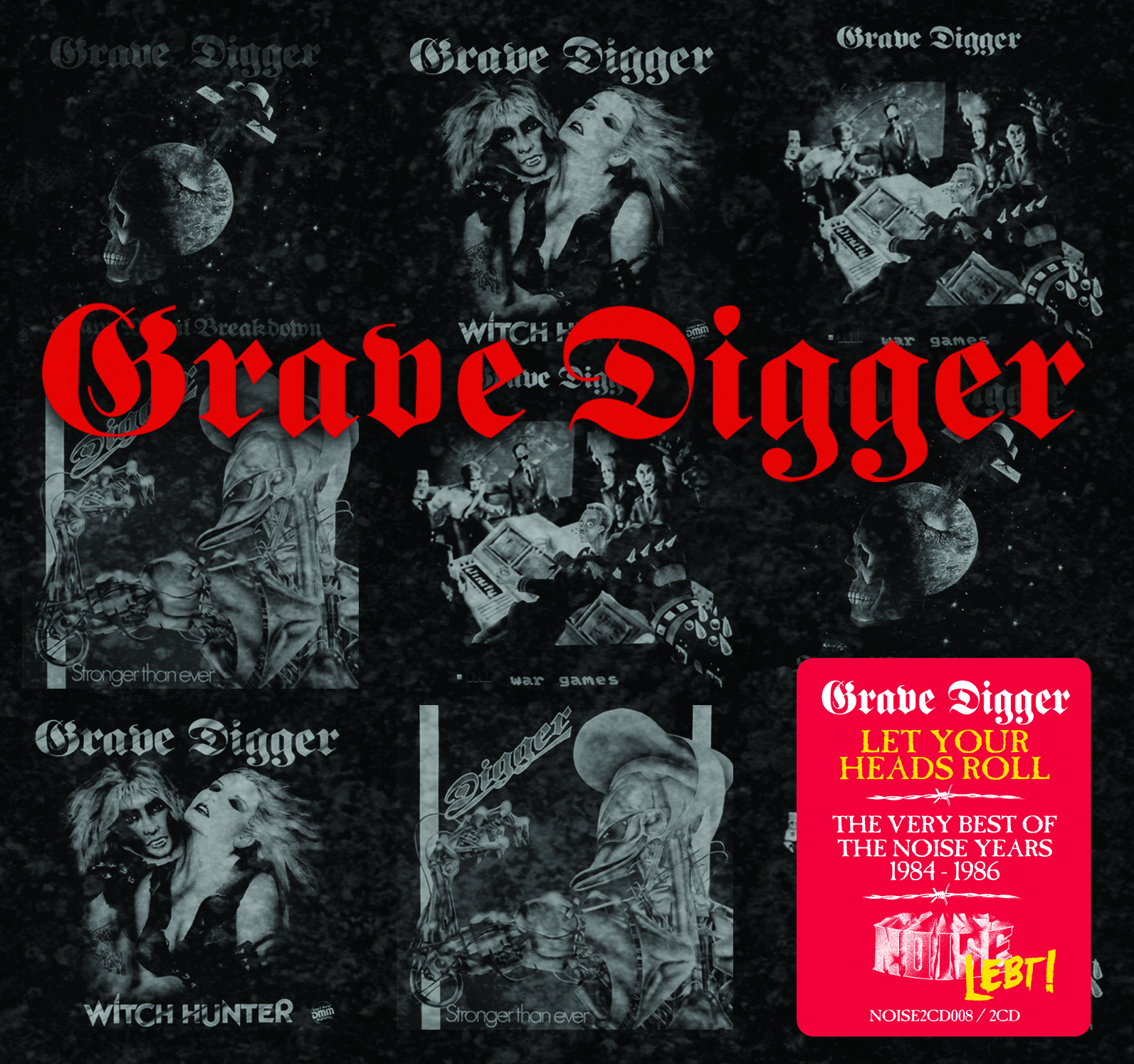 Grave Digger: Let Your Heads Roll -The Very Best Of The Noise Years 1984-1987