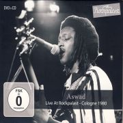 DVD/Blu-ray-Review: Aswad - Live im Rockpalast 1980