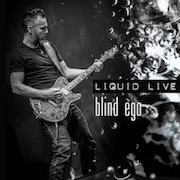 DVD/Blu-ray-Review: Blind Ego - Liquid Live