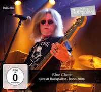 DVD/Blu-ray-Review: Blue Cheer - Live At Rockpalast – Bonn 2008